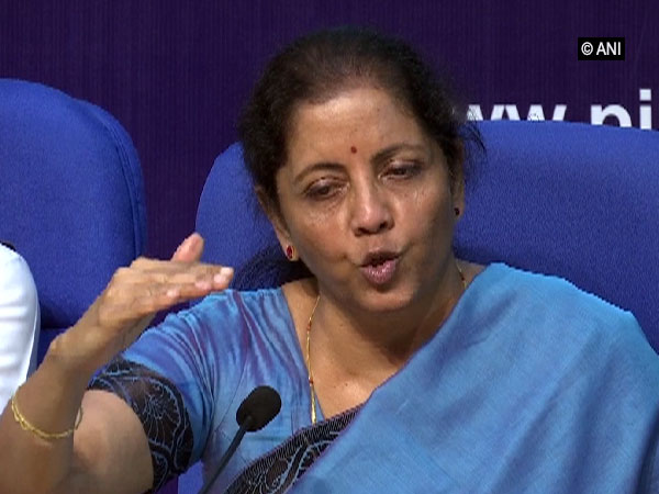 Finance Minisrer Nirmala Sitharaman. File photo