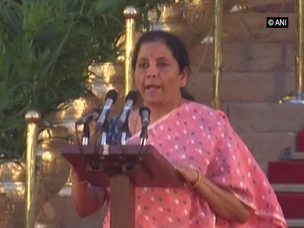 Sitharaman joined the BJP in 2005