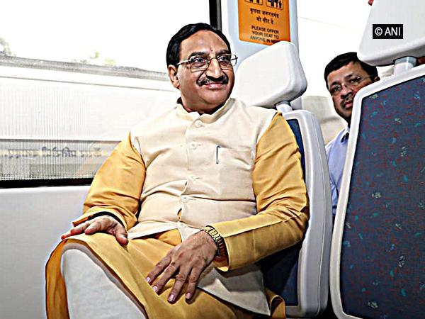 Union Human Resource Development Minister Ramesh Pokhriyal 'Nishank'. File photo