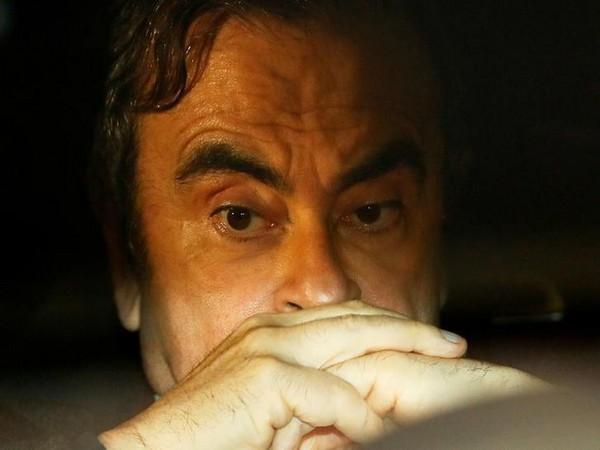 Former Nissan chairman Carlos Ghosn (File photo)