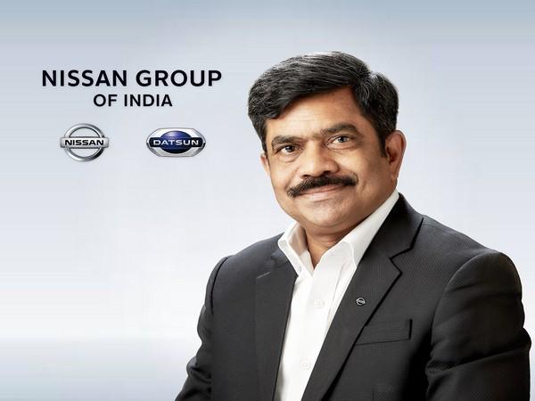 Nissan Motor India's new Managing Director Rakesh Srivastava