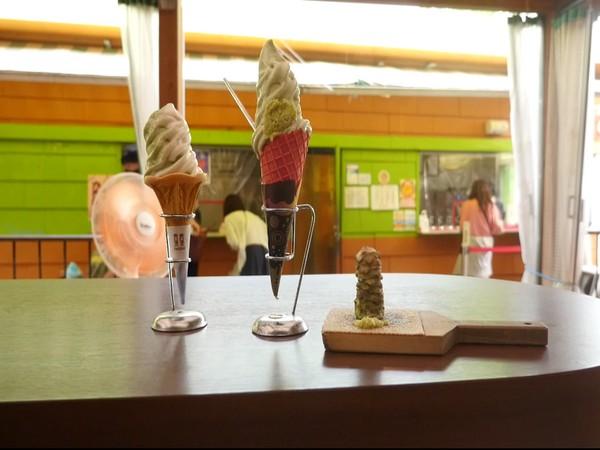 Nissei introduces Wasabi soft ice cream in Japan