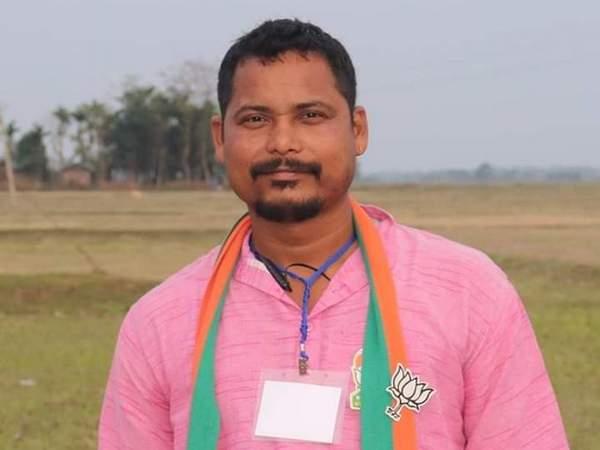 Nitu Bora, BJP IT cell member in Assam's Morigaon