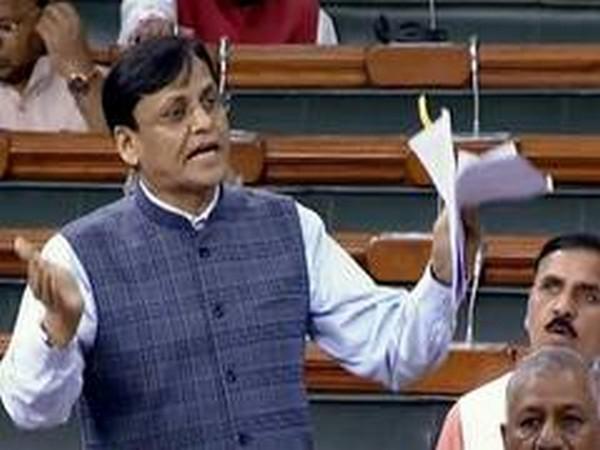 MoS for Home Affairs Nityanand Rai. (Photo/ANI)