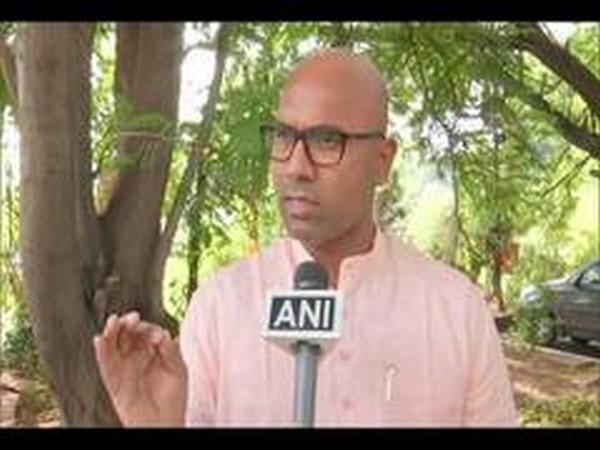 BJP leader and Nizamabad MP Arvind Dharmapuri