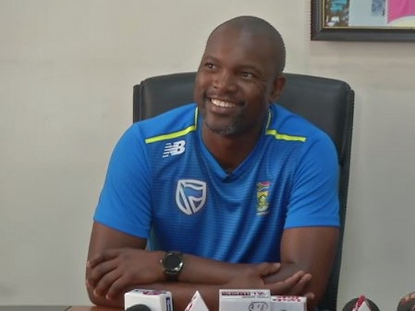 South Africa's interim team director Enoch Nkwe
