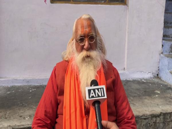 Ramjanmbhoomi Nyas chief Nritya Gopal Das (File photo)