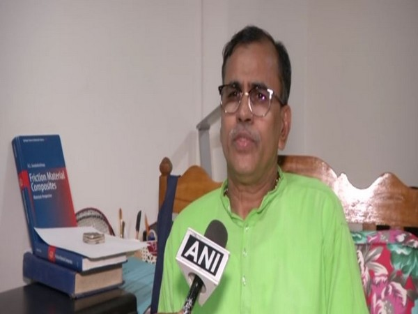 Dr KL Sundar Krishna, Nuclear and Earth Scientist while speaking to ANI. (Photo/ANI)