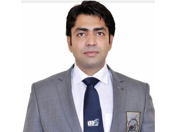 Dr Anuj Chaudhary, PhD in Sports Medicine and CEO, Animal Booster Nutrition Company