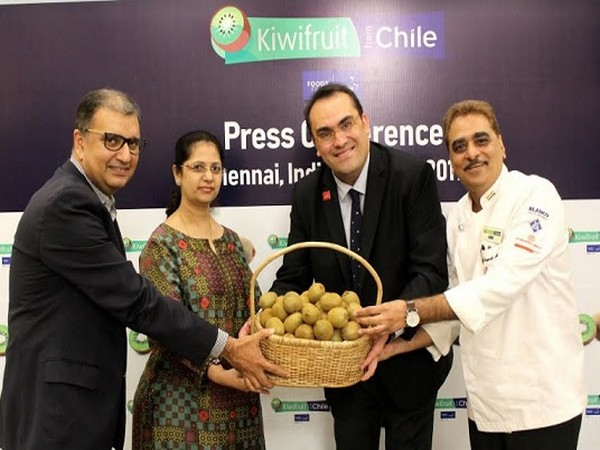 Nutritious-Delicious Kiwifruit from Chile Makes Deeper Inroads into Indian Market