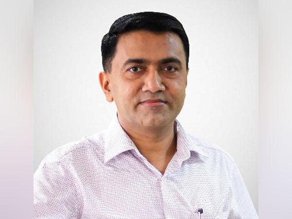 Goa Chief Minister Dr Pramod Sawant (Photo/ANI)