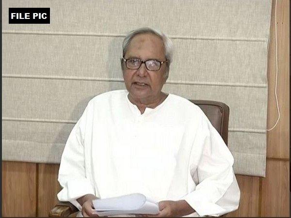 Odisha CM Naveen Patnaik [Photo/ANI]
