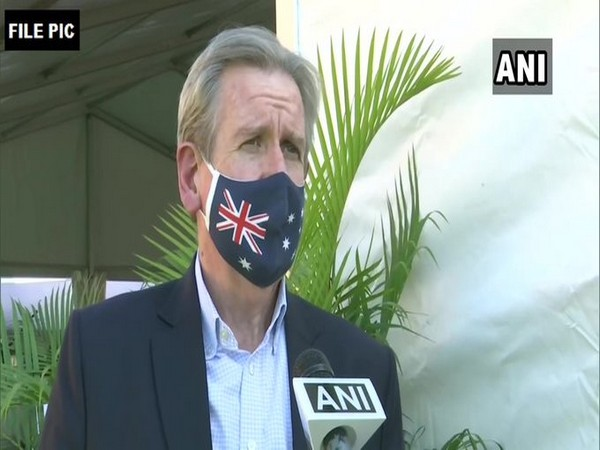 Australian High Commissioner Barry O'Farrell (File Photo)