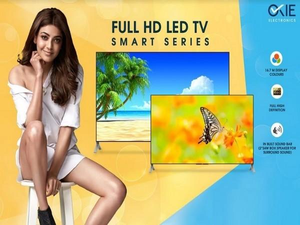 OKIE LED TV Smart Series