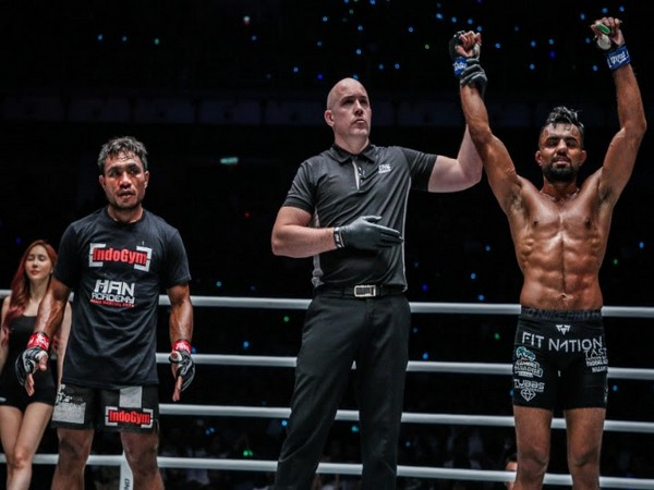 Gurdarshan Mangat is all set for the ONE Mark of Greatness to meet Reece McLaren at the Axiata Arena here in Kuala Lumpur, Malaysia on December 6