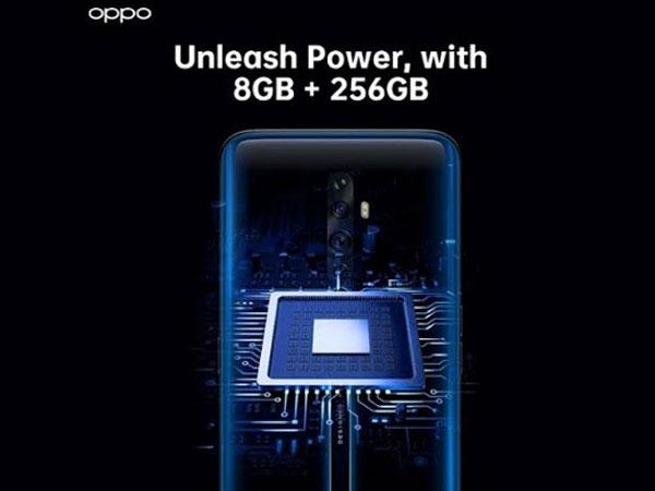 OPPO - RAM + ROM