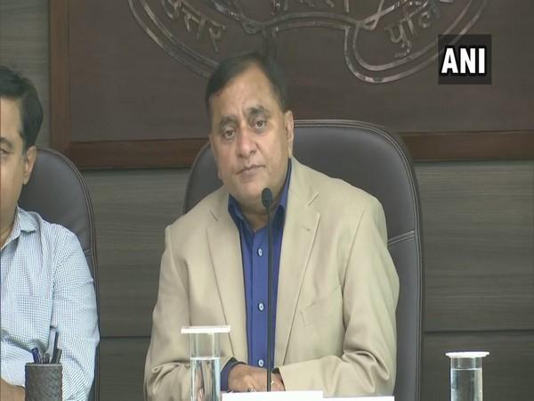 Uttar Pradesh Director General of Police (DGP), OP Singh addressed media on Wednesday.