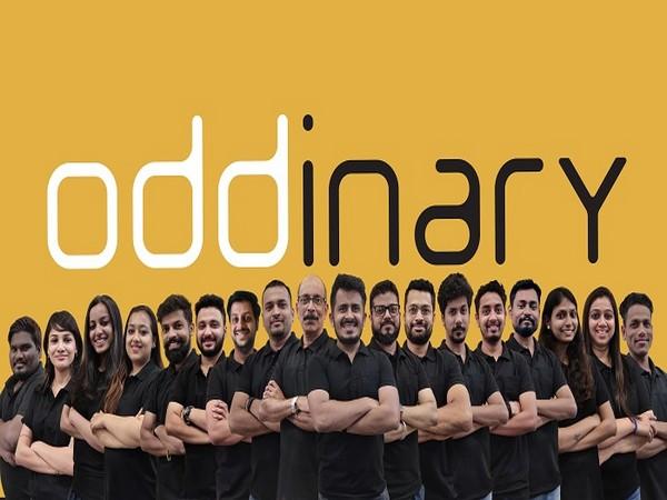 Oddinary Team Photo - Winner of Indias Best Design Studio