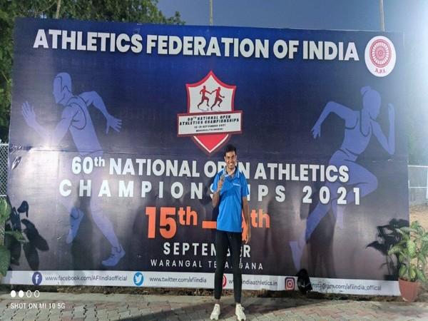 Reliance Foundation Odisha HPC athlete Amlan Borgohain