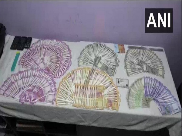 Fake currency worth Rs 4,77,000 were recovered from six arrested people in Jajpur on Wednesday. Photo/ANI