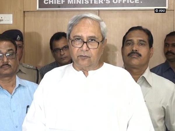 Odisha CM Naveen Patnaik (file photo)