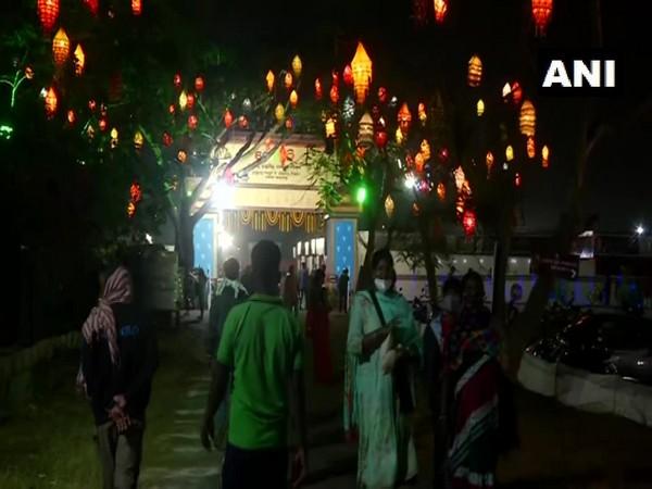 Visuals of Toshali National Crafts Mela (Photo/ANI)