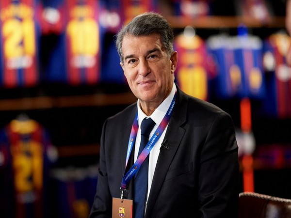Laporta named new Barcelona president (Photo/ FC Barcelona Twitter)