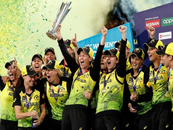 Australia women's cricket team (Photo/ cricket.com.au Twitter)