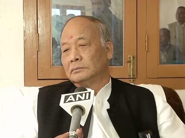 Former Manipur Chief Minister Ibobi Singh (File photo)