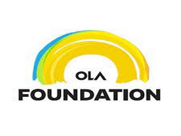 Ola Foundation is the philanthropic arm of ride-hailing platform Ola.