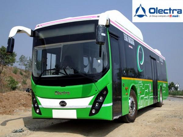 Olectra Green Tech Bus