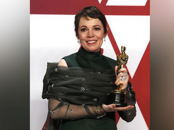 Actor Olivia Colman