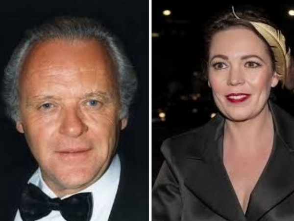 Anthony Hopkins and Olivia Colman