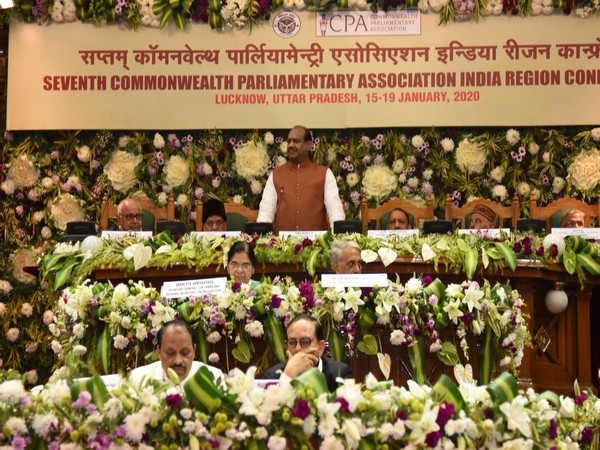 Lok Sabha Speaker Om Birla (Picture Courtesy : Lok Sabha TV)