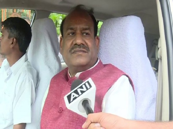 Lok Sabha Speaker Om Birla. Photo/ANI