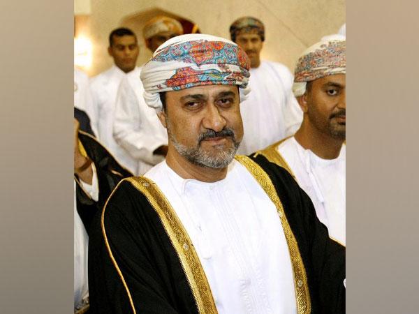 Oman's Culture and Heritage Minister, Haitham bin Tariq Al Said
