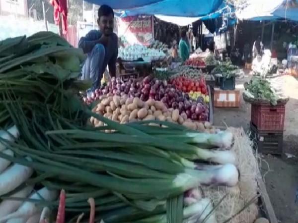 Vegetable Market in Prayagraj