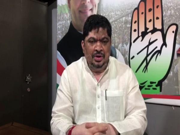 Congress leader Ponnam Prabhakar (Photo/ANI)