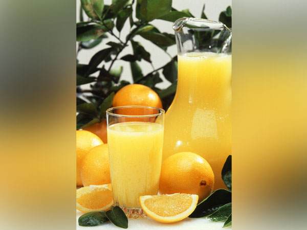 Young children are typically the biggest juice drinkers. They are also the only age group in the United States consuming enough servings of fruit.