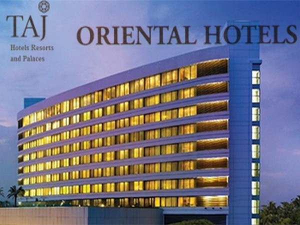 Oriental Hotels is an associate company of Indian Hotels Company Ltd.