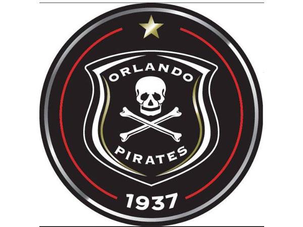 Orlando Pirates logo (Photo/ Orlando Pirates Facebook)