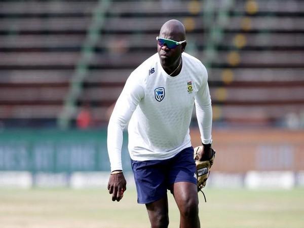 South Africa head coach Ottis Gibson
