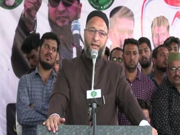 Hyderabad MP Asaduddin Owaisi (File Photo)