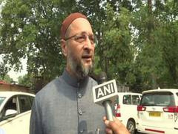 All India Majlis-e-Ittehadul Muslimeen (AIMIM) chief Asaduddin Owaisi (File photo)