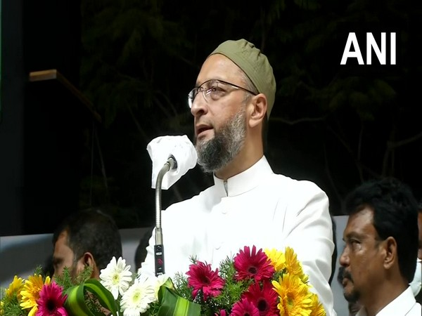 AIMIM President Asaduddin Owaisi. (File Photo)