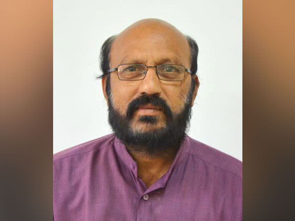 Sahitya Akademi award winner G Nanjundan (photo credit: Bangalore University's website)