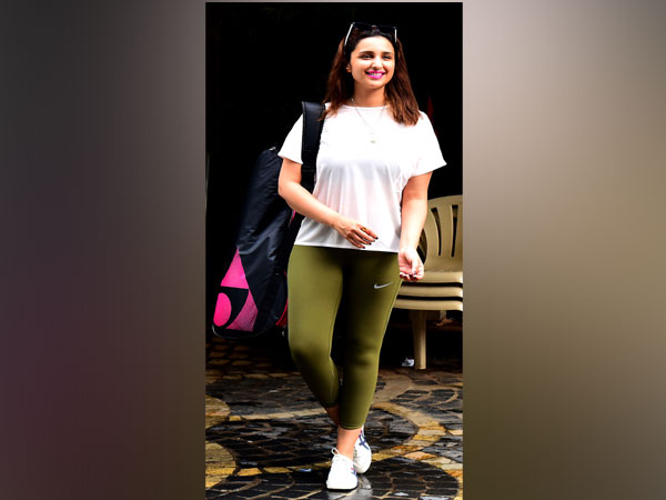 Bollywood actor Parineeti Chopra [Photo/ANI]