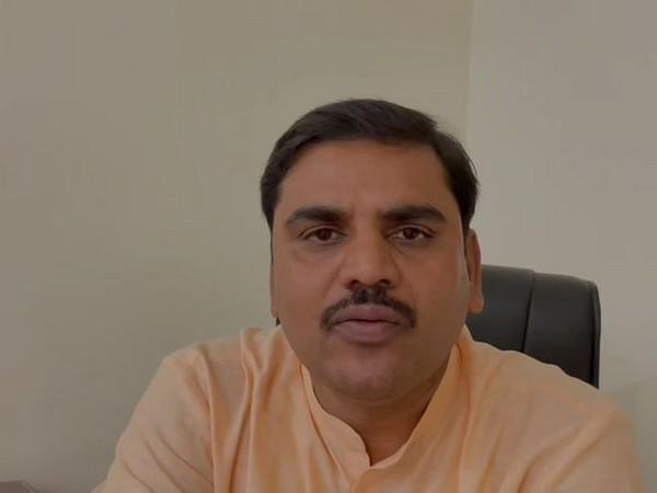 Andhra BJP's general secretary Vishnuvardhan Reddy.