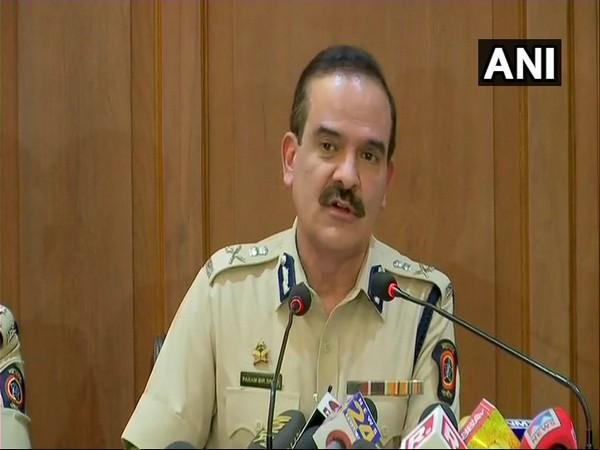 Mumbai Commissioner of Police Param Bir Singh (File Photo)