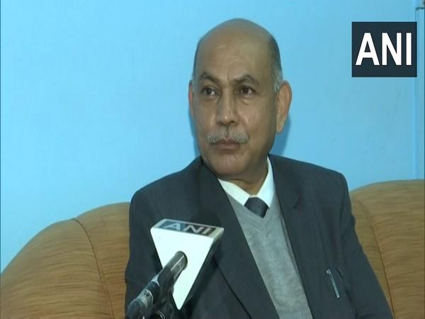 CBDT Chairman Pramod Chandra Mody (File Photo/ANI)